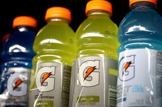 Gatorade is going sugarless for the first time