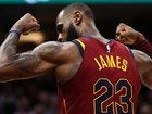LeBron James producing docu-series for Showtime