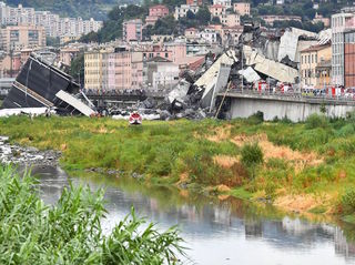 Bridge collapse came after years of warnings