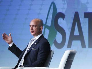 Bezos donates $10 million to veterans super PAC