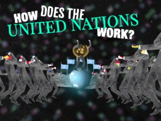 Animation: How does the United Nations work?