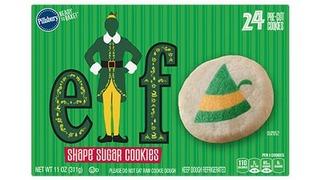 Pillsbury releases 'Elf'-themed sugar cookies