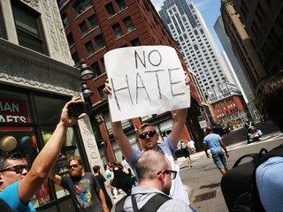 FBI: hate crimes increased in 2017