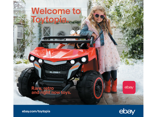 eBay unveils its first-ever holiday Toy Book